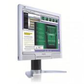 Monitor Philips 170B7, 17 Inch LCD, 1280 x 1024, VGA, DVI Monitoare Second Hand