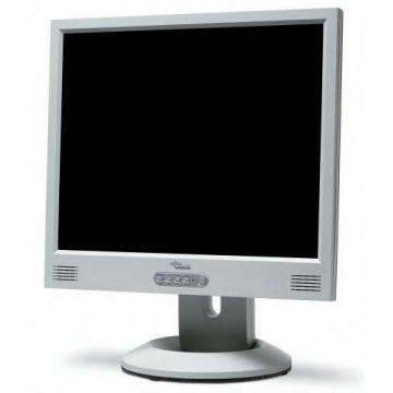 Monitor LCD 17 inch Fujitsu Siemens B17-1, 1280 x 1024, Boxe Integrate, VGA Monitoare Second Hand