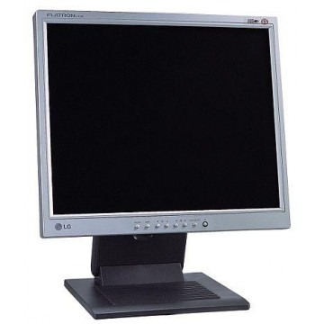 Monitor LCD 17 inci LG L1710S, Pete fine pe ecran. Monitoare Second Hand