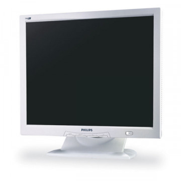 Monitor LCD 18 inci, Philips 180P2, 1280 x 1024 x 75 Hz Monitoare Second Hand