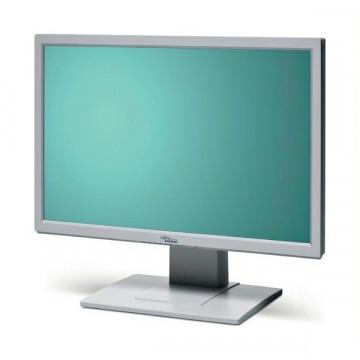 Monitor LCD 24 inci, Fujitsu Siemens ScenicView A24W-3A, 1920×1200 dpi Monitoare Second Hand
