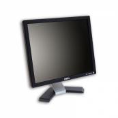 Monitor LCD DELL E176FPF, 17 inch, 1280 x 1024, HD, 12 ms, 16.2 milioane de culori, VGA, Second Hand Monitoare Second Hand