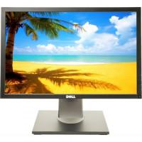 Monitor LCD DELL P1911 Profesional, 19 inci, 1440 x 900, VGA, DVI, USB, 16.7 milioane de culori, Grad B