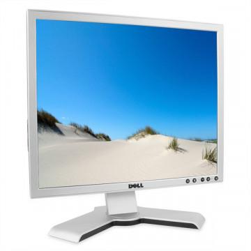 Monitor LCD Dell UltraSharp 1908FP, 1280 x 1024, 19 inch, VGA, DVI, USB Monitoare Second Hand