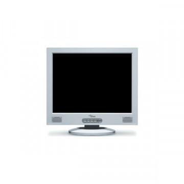Monitor LCD Fujitsu Siemens B15-1A , 15 inci, 1024x768, Fara Picior, Zgarieturi, Pete Monitoare Second Hand