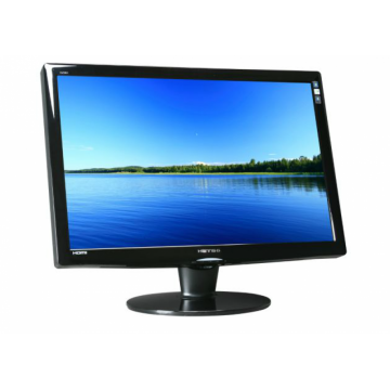 Monitor LCD Full HD 27.5 inci, Hanns.G HZ281HPB, 1920 x 1080, HDMI Monitoare Second Hand