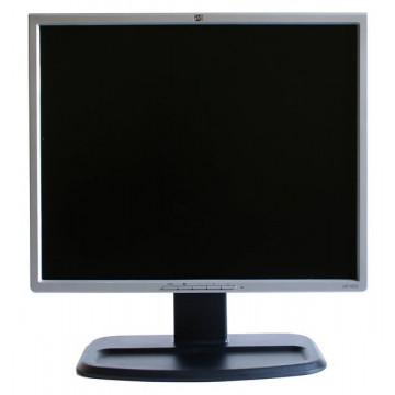 Monitor LCD Grad A Lux, HP L1955, 19 inci LCD, 1280 x 1024 dpi Monitoare Second Hand