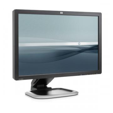 Monitor LCD HP L2445w, 24 inci, 1920 x 1200 Monitoare Second Hand