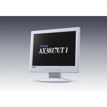Monitor LCD iiYama AX3817UT, 16.7 mil. culori, 1024 x 768, Pete Monitoare Second Hand