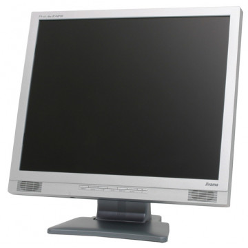 Monitor LCD iiYama ProLite E 481S, 19 inci, 1280 x 1024 Monitoare Second Hand