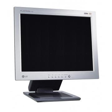 Monitor LCD LG Flatron L1510B/ L1510S, 15 inci, 1024 x 768 dpi, VGA, Prezinta mici pete sau zgarieturi