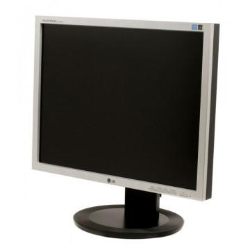 Monitor LCd LG Flatron L2000CN, 20 inci, 1600 x 1200, VGA, DVI Monitoare Second Hand