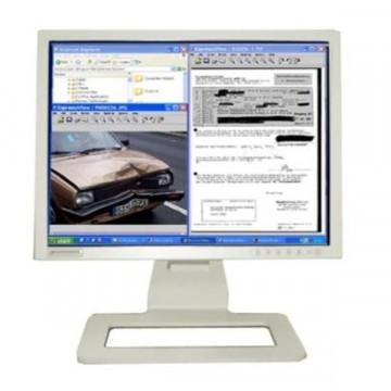 Monitor LCD SH Infotronic L2130 S, 21.3 inci LCD, 1600 x 1200 Monitoare Second Hand