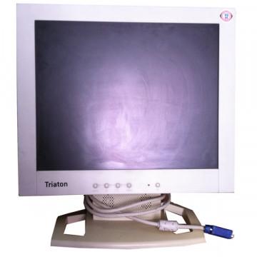 Monitor LCD Triaton TFT1780A+, 17 inci Monitoare Second Hand