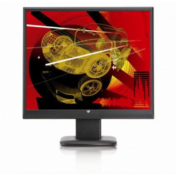 Monitor LCD V7 D1912, 1280 x 1024, VGA, DVI, 5 ms, 19 inci Monitoare Second Hand