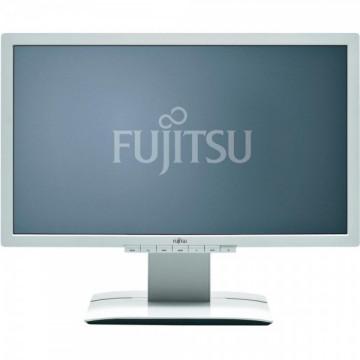 Monitor LED Fujitsu B23T-6, 23 inch, 1920 x 1080, VGA, DVI, DisplayPort, Contrast Dinamic 2000000:1, Grad C Monitoare cu Pret Redus