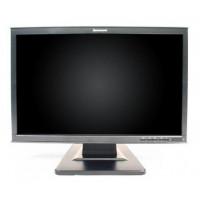 Monitor LENOVO D221, LCD, 22 Inch, 1680 x 1050, VGA, DVI, Widescreen, Fara Picior