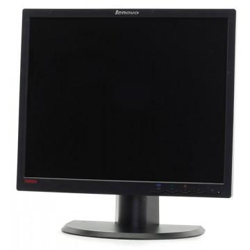 Monitor Lenovo ThinkVision L1900pA, 19 Inch LCD, 1280 x 1024, VGA, DVI Monitoare Second Hand