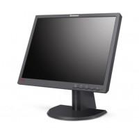 Monitor Lenovo ThinkVision L201p, 20 Inch LCD, 1600 x 1200, VGA, DVI, Grad B