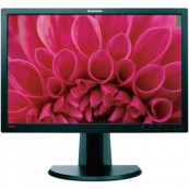 Monitor LENOVO ThinkVision LT2452P, LCD Panel IPS 24 inch, 1920 x 1200, VGA, DVI, DisplayPort, WIDESCREEN, Grad B Monitoare cu Pret Redus