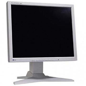 Monitor LG Flatron L1800P, LCD, 18 inch, 1280 x 1024, VGA, DVI Monitoare Second Hand