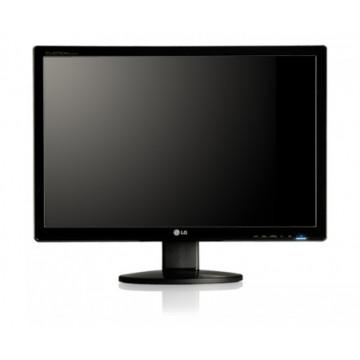 Monitor LG W2242T, LCD, 22 inch, 1680 x 1050, DVI, Widescreen Monitoare Second Hand