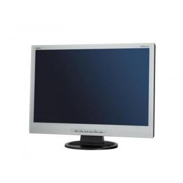 Monitor NEC AccuSync LCD22WV, 22 inci, 1680 x 1050dpi, widescreen Monitoare Second Hand