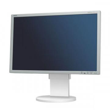 Monitor NEC EA241WM, LCD 24 inch, 1920 x 1200, VGA, DVI, USB x 4, WIDESCREEN, Full HD, Grad C Monitoare cu Pret Redus