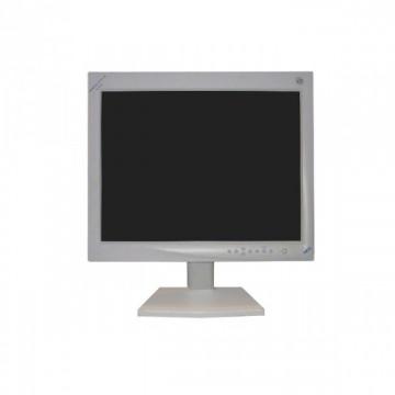 Monitor NEC MultiSync 2110, LCD 21 inch, 1600 x 1200, VGA, Grad A- Monitoare cu Pret Redus