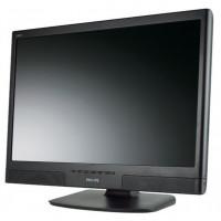 Monitor PHILIPS 240BW, 24 Inch LCD, 1920 x 1200, VGA, DVI, Widescreen