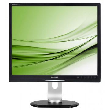 Monitor PHILIPS Brilliance 19S, 19 inch, 1280 x 1024, VGA, DVI, Grad A- Monitoare cu Pret Redus