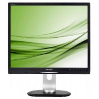 Monitor PHILIPS Brilliance 19S, 19 Inch LCD, 1280 x 1024, VGA, DVI