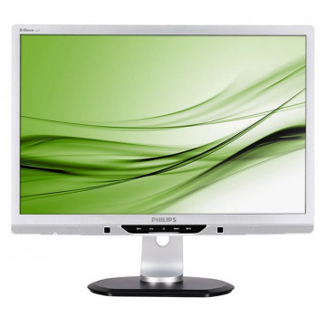 Phillips Brilliance 225P2, LCD 22 inch, 1680 x 1050, DVI, VGA, USB, Widescreen Monitoare Second Hand