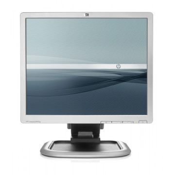 Monitor profesional HP LA1951G LCD, 19 Inch, 1280 x 1024, VGA, DVI, Grad B, Fara picior, Second Hand Monitoare cu Pret Redus