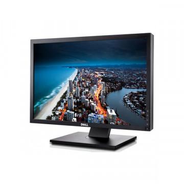 Monitor Refurbished Dell E2210, LCD 22 inci, 5ms, 1680 x 1050, VGA, DVI, 16.7 milioane de culori Monitoare Refurbished