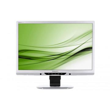 Monitor Refurbished Philips 225B2CS, 22 inch, 1680 x 1050, DVI, VGA, 16.7 milioane de culori, 5 ms Monitoare Refurbished