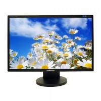Monitor Samsung 2243BW, 22 Inch LCD, 1680 x 1050, VGA, DVI