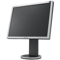 Monitor Samsung SyncMaster 204B, 20 Inch LCD, 1600 x 1200, VGA, DVI