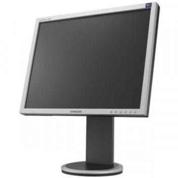 Monitor Samsung SyncMaster 204B 20 Inch LCD, 1600 x 1200, VGA, DVI, Grad A- Monitoare cu Pret Redus