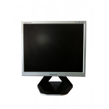Monitor SAMSUNG SyncMaster 710N, LCD, 17 inch, 1280 x 1024, VGA Monitoare Second Hand