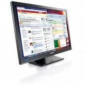 Monitor Samsung SyncMaster S24A450BW, 24 inch, 1920 x 1200, 5 ms, VGA, DVI, Contrast Dinamic 5000000:1, Grad A- Monitoare cu Pret Redus