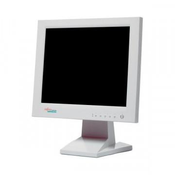 Monitor Sh Fujitsu Siemens 4312FA, 17 inci LCD, 1280 x 1024 dpi Monitoare Second Hand