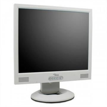 Monitor Sh Fujitsu Siemens P18-1, 18 inci LCD, IPS, VGA, DVI Monitoare Second Hand