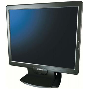 Monitor Sh Hyundai x71s, 17 inci LCD, 1024 x 1280, VGA Monitoare Second Hand