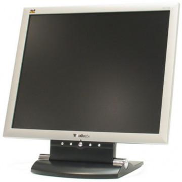 Monitor ViewSonic VE710s, 17 inci LCD, 8Ms, 1280 x 1024 Monitoare Second Hand