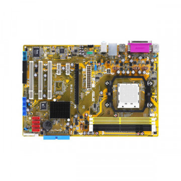 Motherboard Asus M2N, 4 DIMMS DDR2, 4 Sata, Pci-e, AM2