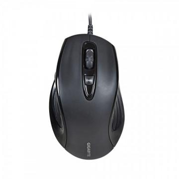 Mouse Laser Gaming Gigabyte M6880X, 1600dpi, USB, Negru
