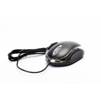 Mouse Optic Spacer SPMO-080, 800 DPI, USB, Negru