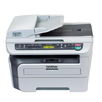 Multifunctional Laser BROTHER DCP-7045N, Monocrom, USB 2.0, Retea, Scanare, Copiere Imprimante Second Hand