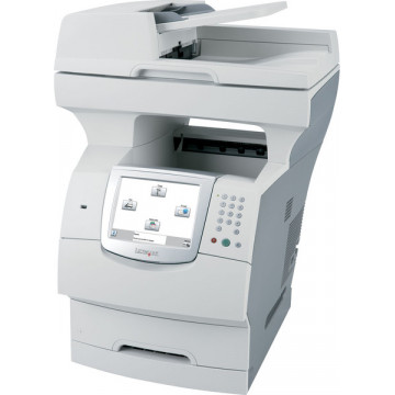 Multifunctional laser lexmark X644, Scanner, Copiator, Fax, Imprimanta, Usb, Retea Imprimante Second Hand